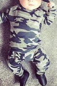 Camouflage Toddler Set - LYKEEY