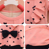 Pink LOVE Lolita Girl Sets
