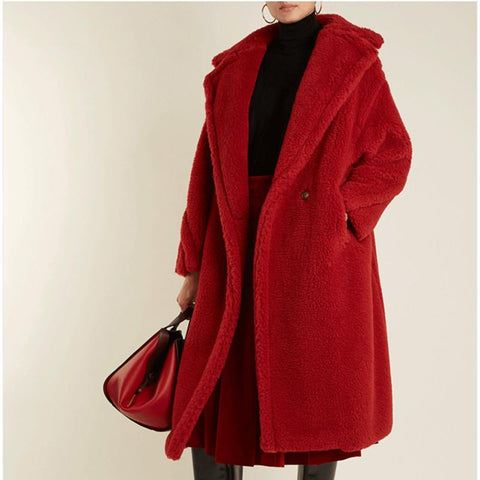 Diana Faux Fur Coat