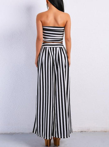 Monika Striped Set