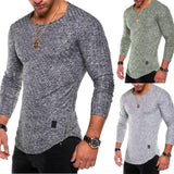 Casual Slim Fit Pullover
