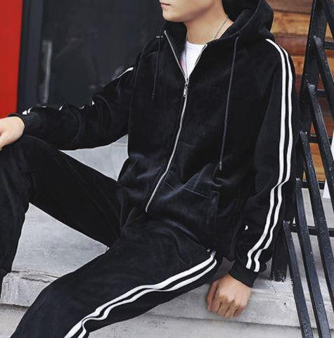 Hoodies Jacket and Pant Tracksuit - LYKEEY