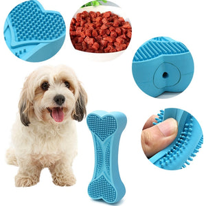 Dog Chew Toys Dogs Toothbrush Pet Molar Tooth Cleaner Brushing