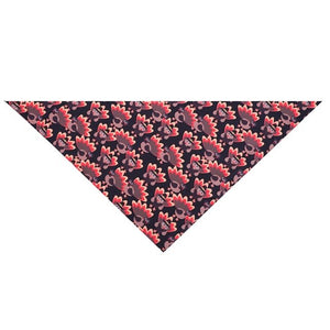 Pet Cat Dog Polyester Bandana Bibs
