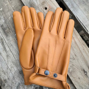Handmade Leather gloves