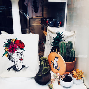 Frida Kahlo Cloth Bag