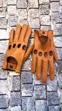 Leather Glove Cognac