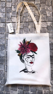 Frida Kahlo Çanta/Frida Kahlo Cloth Bag
