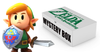 The Legend of Zelda Mystery Box (Links Awakening Edition)