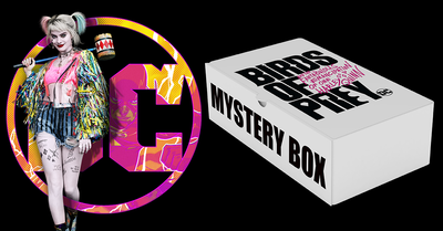 Harley Quinn Mystery Box (Birds of Prey Edition)
