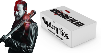 The Walking Dead Official Mystery Box (10th Anniversary Edition)