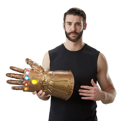 Avengers: Infinity War Thanos Articulated Electronic Fist Infinity Gauntlet