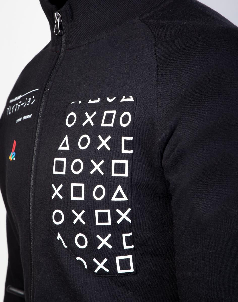 Sony Playstation Official Bomber Jacket Cut & Sew Tech 2019