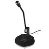 SPEEDLINK Pure Desktop Voice microphone, Black (SL-8702-BK)