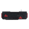 SPEEDLINK Ludicium Full-Size Gaming Keyboard, UK Layout, Black (SL-670009-BK-UK)