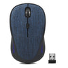 SPEEDLINK Cius Wireless USB 1600dpi Mouse, Blue (SL-630014-BE)