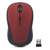 SPEEDLINK Cius Wireless USB 1600dpi Mouse, Red (SL-630014-RD)