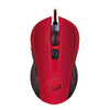 SPEEDLINK Torn 3200dpi Illuminated Gaming Mouse, Red/Black (SL-680008-BKRD)