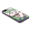 NINTENDO Super Mario Bros. Luigi Face Phone Cover for Apple iPhone 5/5S, Multi-colour (PH180312NTN)