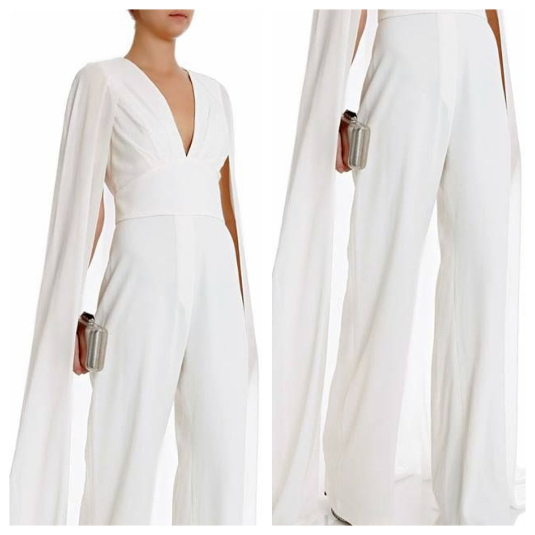 White Angel Jumpsuit