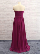 Burgundy Drape Tube Maxi Dress