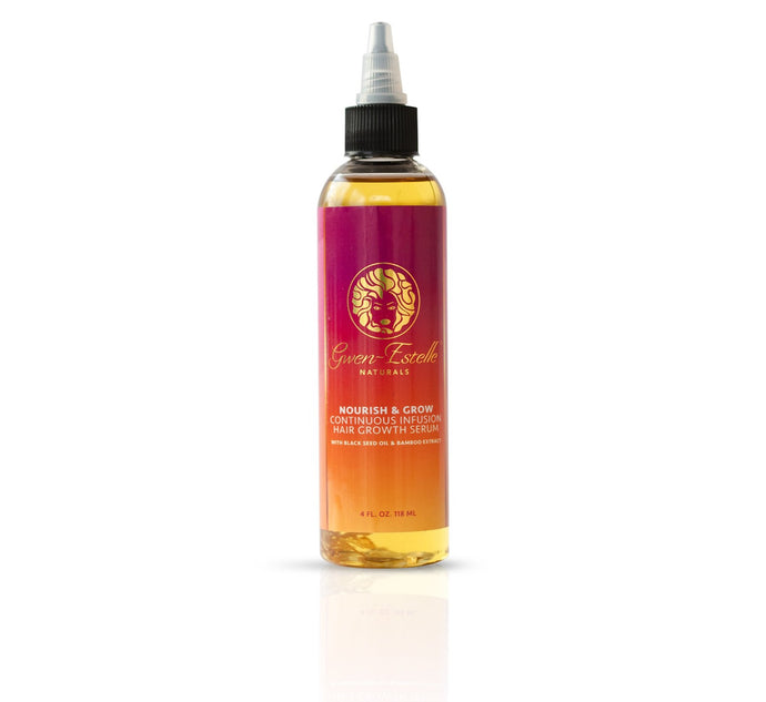 Nourish & Grow Continuous Infusion Hair Growth Serum