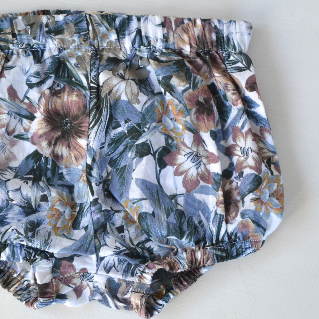 FLORAL BLOOMERS - BOMULD - BLOMSTRET
