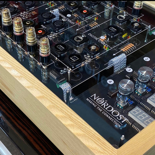 Just In! Nordost VIDAR 2