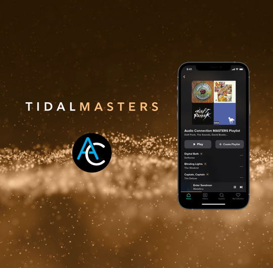 The Official Audio Connection TIDAL Playlist. Listen Now.