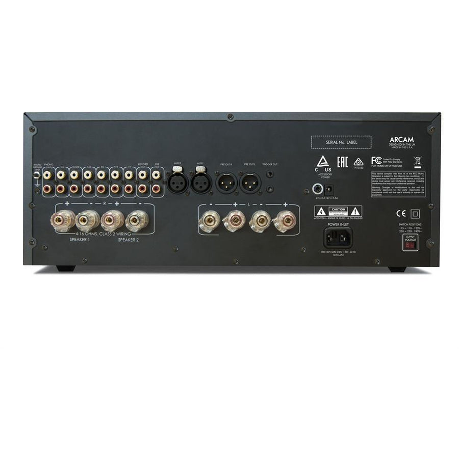 Arcam A49 Integrated Amplifier.
