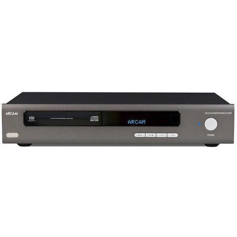 Arcam CDS-50 Disc Player and DAC