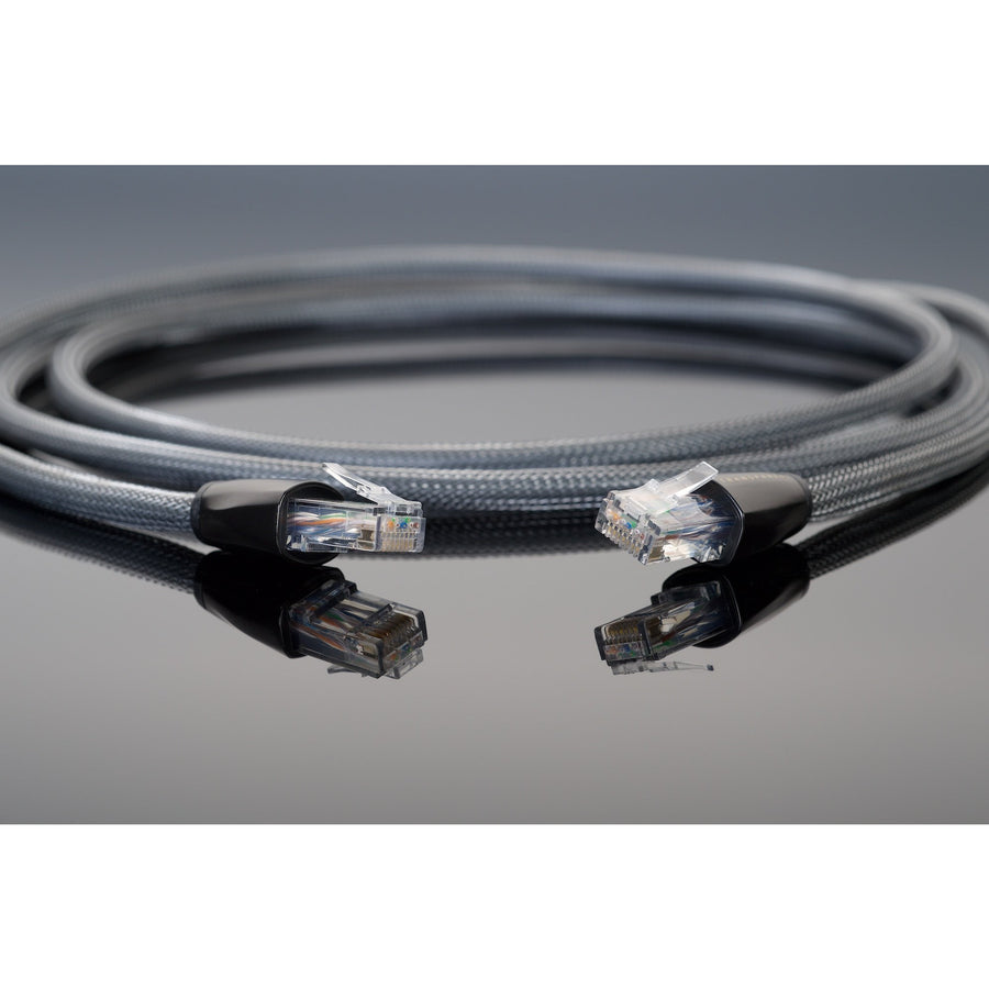 Transparent Premium Ethernet Digital Cable