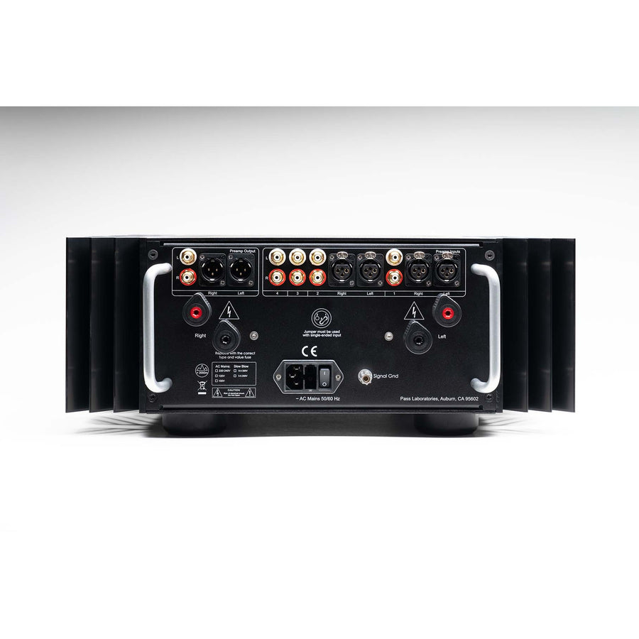 Pass Labs INT-60 Integrated Amplifier