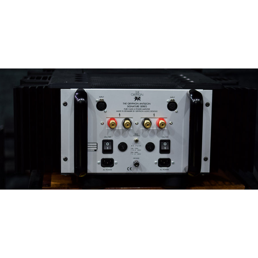 Gryphon Antileon Signature Power Amp - As Traded