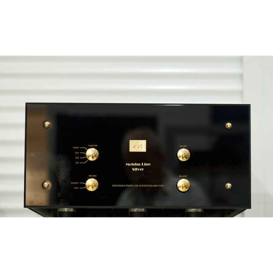 Audio Note Meishu Line Silver Integrated Amplifier - As Traded