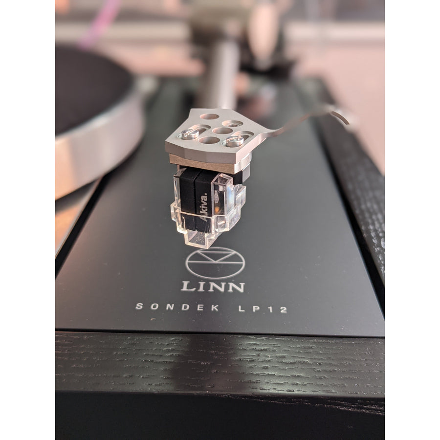 Linn Klimax LP12 with Machined Radikal - As Traded