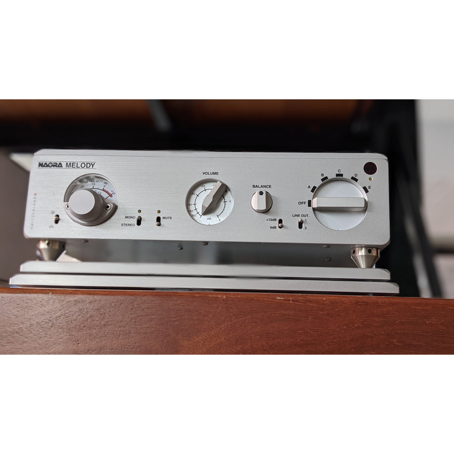 Nagra Melody and Classic Pre-Power System Ex Demo