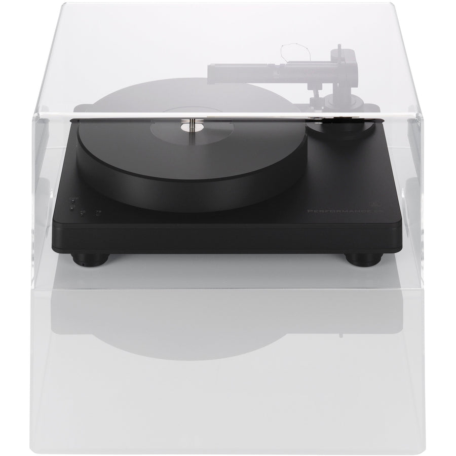 Clearaudio Acrylic Dust Covers