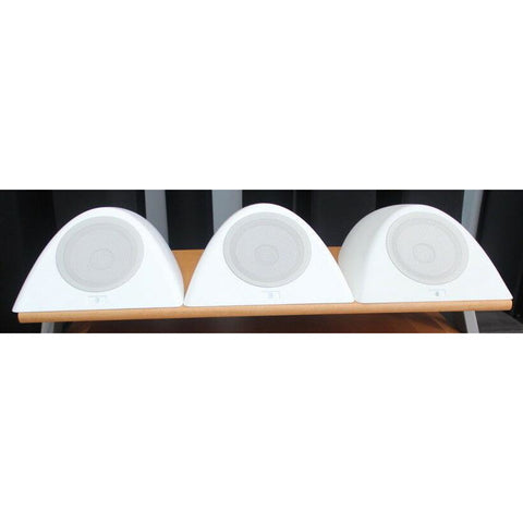 Thiel Powerpoint 1.2 Ceiling Mounted Speakers x 3