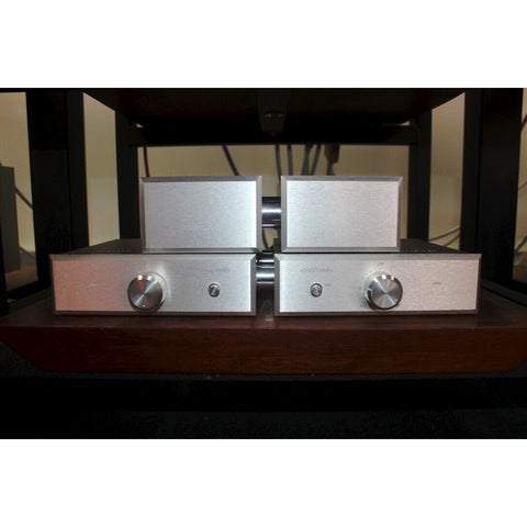 Clearaudio Balanced Reference Phono Stage