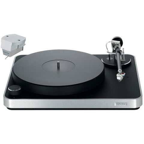Clearaudio Concept with Concept Tonearm and Concept Cartridge
