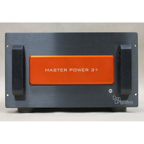DAN D'AGOSTINO MASTER POWER 3+