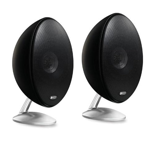 KEF E301 Satellites Black (Pair)
