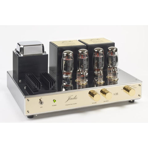 Jadis I35 Integrated Tube Amp with Remote and USB