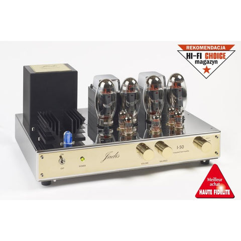 Jadis I50 Tube Integrated Amp with Remote and USB