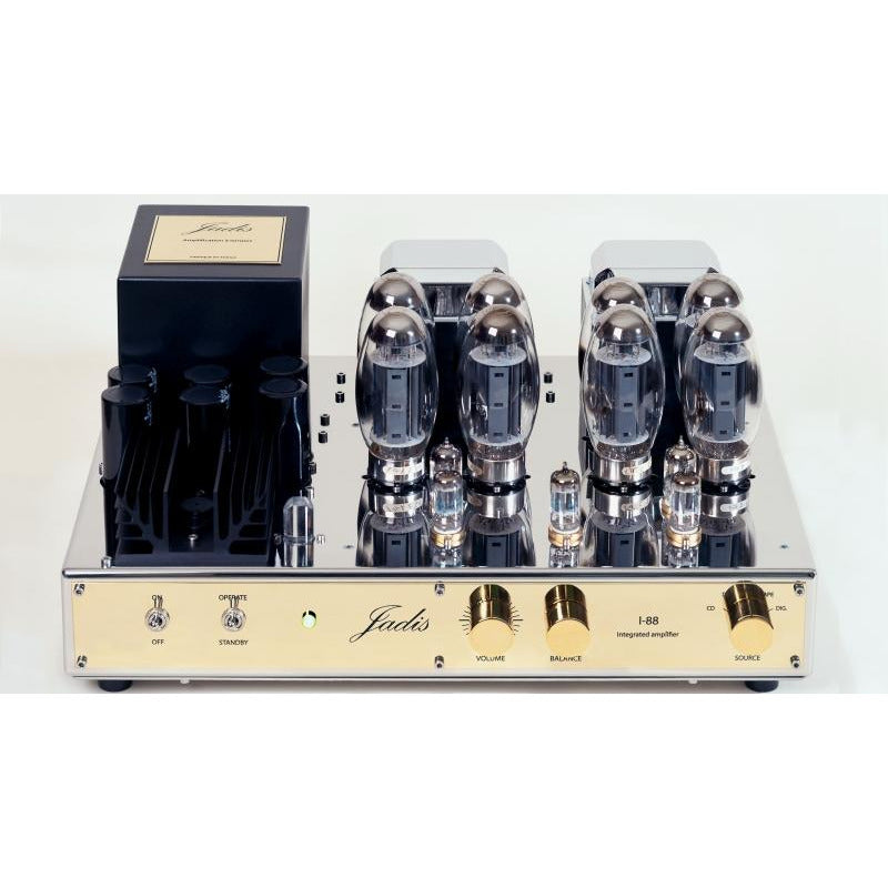 Jadis I88 Integrated Tube Amp with Remote and USB