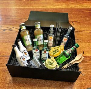 June Bug & Blue Hawaiian Cocktail Gift Box