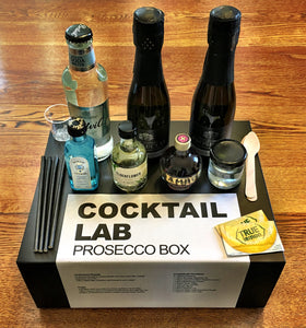 Prosecco Cocktail Kit Gift Box