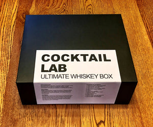 Ultimate Whiskey Cocktail Gift Box