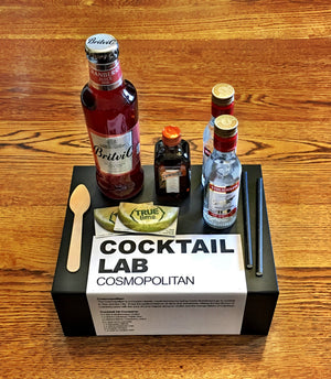 Cosmopolitan cocktail kit